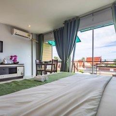 Отель The Cozy House Улучшенный номер с различными типами кроватей фото 4