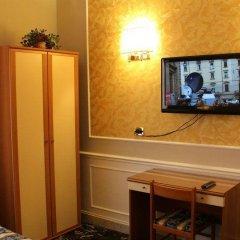Hotel Milazzo Roma 2* Стандартный номер с двуспальной кроватью фото 9