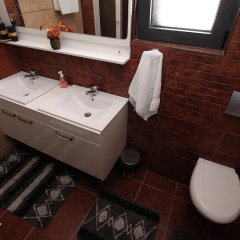 Апартаменты Dekaderon Lux Apartments Апартаменты с 2 отдельными кроватями фото 13