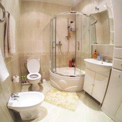 Гостиница na Lesoparkovoy 2 A в Зеленоградске отзывы, цены и фото номеров - забронировать гостиницу na Lesoparkovoy 2 A онлайн Зеленоградск ванная