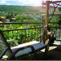 Отель Vila Dionis балкон
