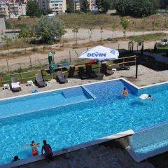 Отель SVS SeaStar Apartments Болгария, Солнечный берег - отзывы, цены и фото номеров - забронировать отель SVS SeaStar Apartments онлайн бассейн