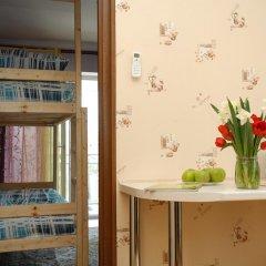 Hostel Morskoy Кровать в общем номере с двухъярусной кроватью фото 19