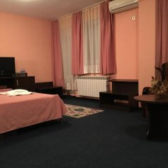 Отель Biju Болгария, Бургас - отзывы, цены и фото номеров - забронировать отель Biju онлайн комната для гостей фото 2