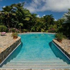Отель Lime House Villas бассейн