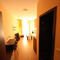 Апартаменты Menada Luxor Apartments Студия Эконом с различными типами кроватей фото 9