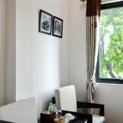 Hanoi Focus Boutique Hotel 3* Представительский номер разные типы кроватей фото 2
