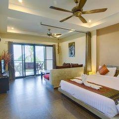 Апартаменты Koh Tao Heights Exclusive Apartments комната для гостей фото 5