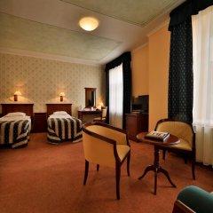 Best Western Plus Hotel Meteor Plaza 4* Стандартный номер с разными типами кроватей фото 14