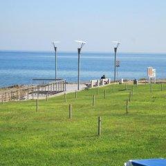 Отель Polyxenia Isaak Pelagos Villa пляж фото 2