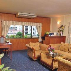 Отель Sabai Inn интерьер отеля фото 3