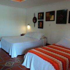Finca Hotel el Caney del Quindio 2* Стандартный номер с различными типами кроватей фото 10