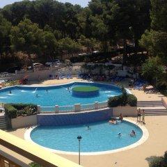Отель Catalonia Gardens Испания, Салоу - отзывы, цены и фото номеров - забронировать отель Catalonia Gardens онлайн бассейн фото 2