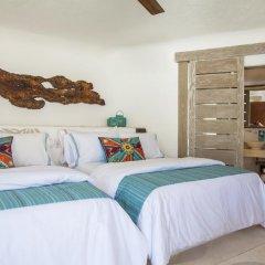 Отель Mahekal Beach Resort 4* Номер Oceanfront с разными типами кроватей фото 14
