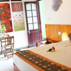 Отель Moc Vien Homestay Стандартный номер с различными типами кроватей фото 4