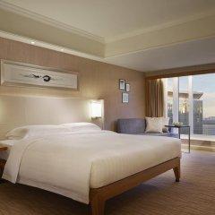 Отель Grand Hyatt Beijing 5* Гостевой номер с различными типами кроватей фото 4