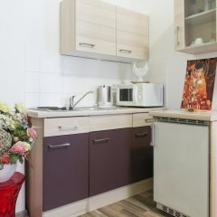 Апартаменты Queens Apartments Студия с различными типами кроватей фото 4