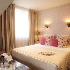 Hotel Prinsenhof 4* Стандартный номер с различными типами кроватей фото 6