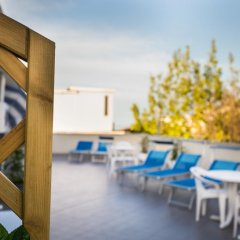 Hotel Caraibi Римини бассейн