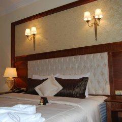 Президент-Отель 5* Стандартный номер разные типы кроватей фото 8