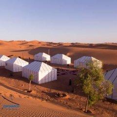 Отель Berbere Experience Марокко, Мерзуга - отзывы, цены и фото номеров - забронировать отель Berbere Experience онлайн балкон