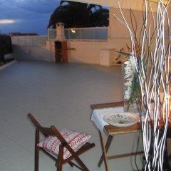 Отель Casa das Camélias балкон