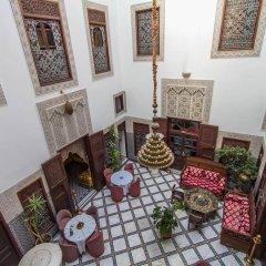 Отель Riad dar Chrifa Марокко, Фес - отзывы, цены и фото номеров - забронировать отель Riad dar Chrifa онлайн фото 10