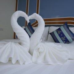 Отель Achada Beach Pattaya 3* Люкс с различными типами кроватей фото 7
