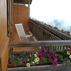 Отель Oberfahrerhof Терлано балкон