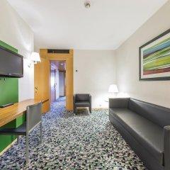 Отель Ramada by Wyndham Lisbon 4* Стандартный номер с различными типами кроватей фото 3