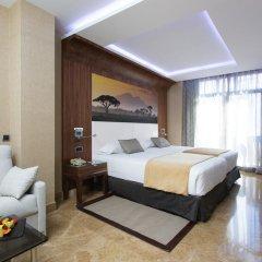 Отель VP Jardín de Recoletos 4* Стандартный номер с двуспальной кроватью фото 5