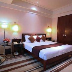 Harriway Garden Hotel Houjie 4* Номер Бизнес с различными типами кроватей фото 5