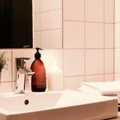 Trudvang Apartment Hotel ванная