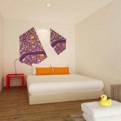Отель 63 Bangkok Boutique Bed & Breakfast 2* Стандартный номер с двуспальной кроватью
