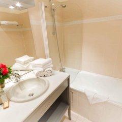 Отель Hôtel Champerret Héliopolis 3* Стандартный номер с различными типами кроватей фото 4