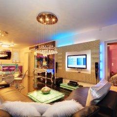 Boutique Hotel Luxe 4* Апартаменты с различными типами кроватей фото 6