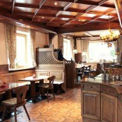 Отель Gasthof Fürstenbrunn Грёдиг питание фото 2