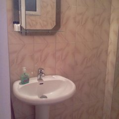 Отель Villa Marku Soanna Албания, Ксамил - отзывы, цены и фото номеров - забронировать отель Villa Marku Soanna онлайн ванная фото 2