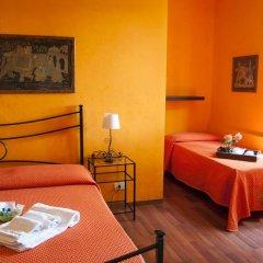 Hotel Villa Maria Luigia 2* Стандартный номер с различными типами кроватей фото 5