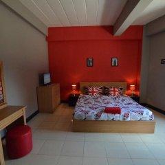 Отель Bua Khao Paradise Стандартный номер с различными типами кроватей фото 4