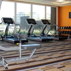 Отель Aparts Nordelta Тигре фитнесс-зал фото 3