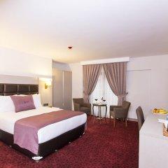 Perla Arya Hotel 4* Стандартный номер с различными типами кроватей фото 6