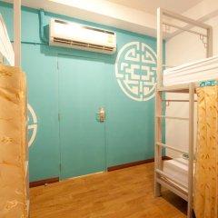 Отель China Town 3* Кровать в общем номере фото 12