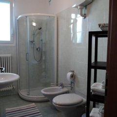 Отель I Zuclein ванная