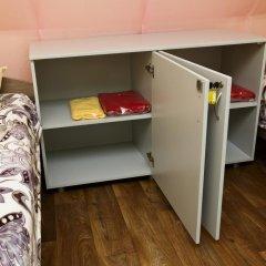 Хостел Тюмень Номер Комфорт разные типы кроватей фото 3