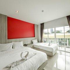 Отель Central Pattaya Garden Resort 2* Стандартный номер с различными типами кроватей фото 11
