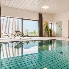 Garni Hotel Katzenthalerhof Лана бассейн