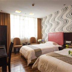 Guangzhou Wellgold Hotel 3* Улучшенный номер с 2 отдельными кроватями фото 3