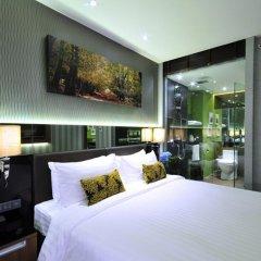 Отель The Continent Bangkok by Compass Hospitality 4* Номер Делюкс с различными типами кроватей фото 4