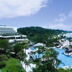 Отель Shangri-Las Rasa Sentosa Resort & Spa 5* Улучшенный номер с двуспальной кроватью фото 4